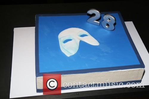Phantom of the Opera 28th Anniversary