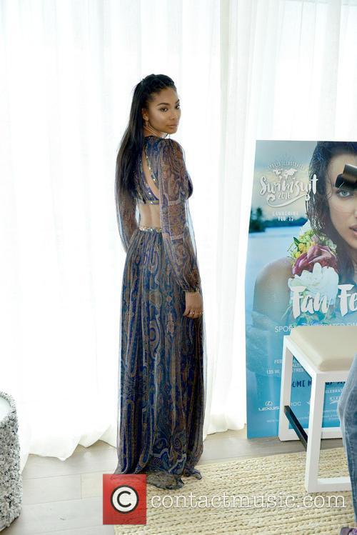 Chanel Iman 8