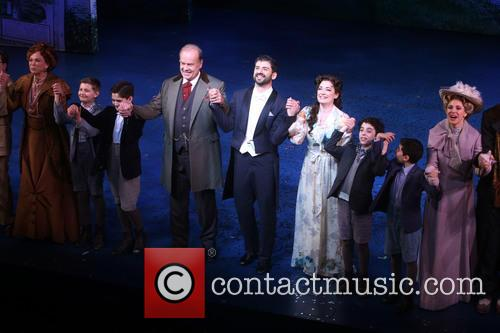 Kelsey Grammer, Tony Yazbeck and Laura Michelle Kelly 5