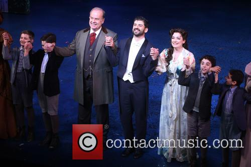 Kelsey Grammer, Tony Yazbeck and Laura Michelle Kelly 6