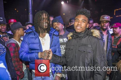 Chief Keef and Lil Caine 2