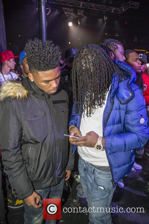 Chief Keef and Lil Caine 6