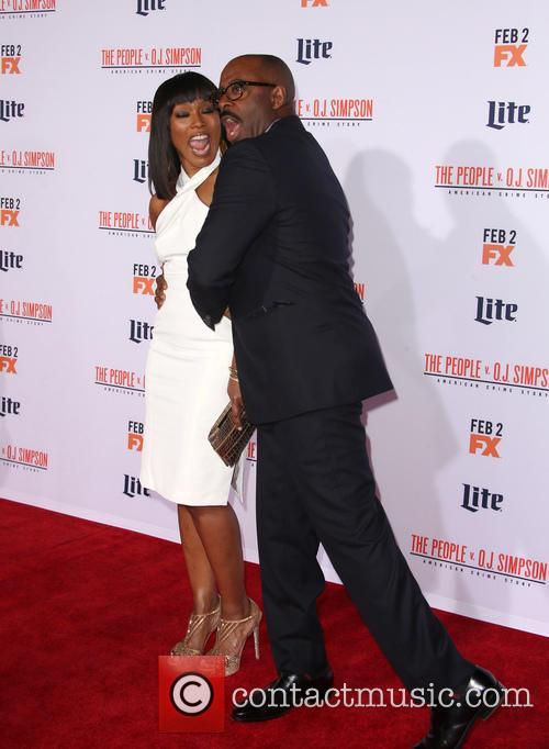 Angela Bassett and Courtney B. Vance 6