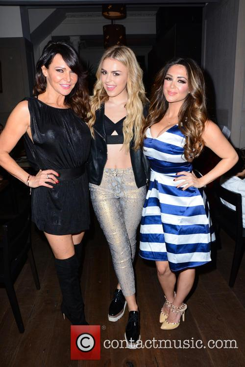 Lizzie Cundy, Tallia Storm and Casey Batchelor 6