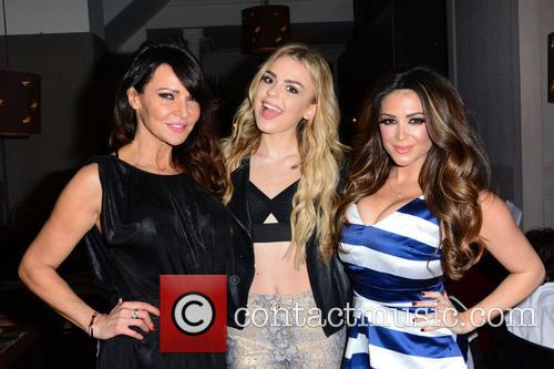 Lizzie Cundy, Tallia Storm and Casey Batchelor 7