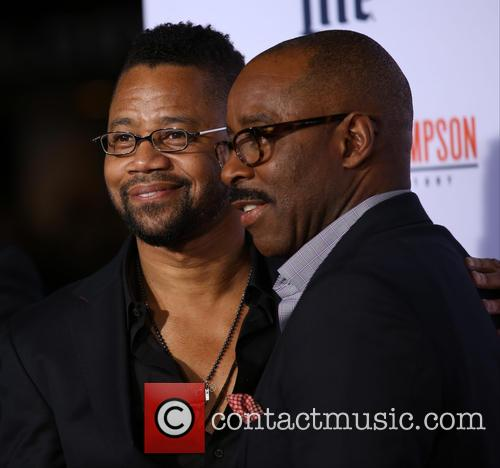 Cuba Gooding Jr. and Courtney B. Vance