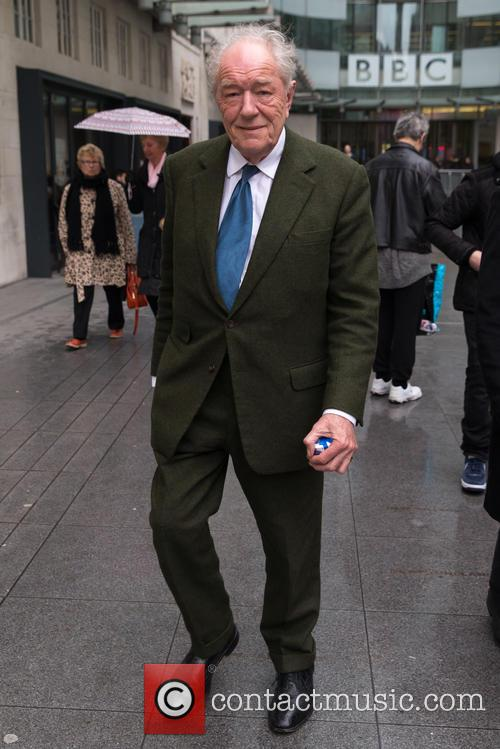 Sir Michael Gambon 4