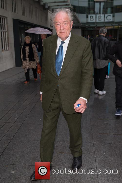 Sir Michael Gambon 5