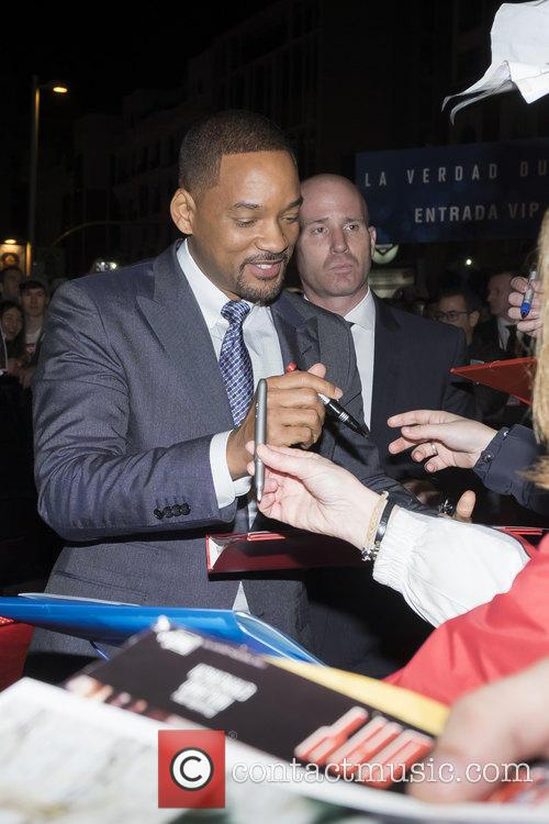 'Concussion' Premiere at Callao Cinema in Madrid