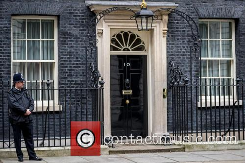 Number 10 Downing Street, Police Officer and View 3