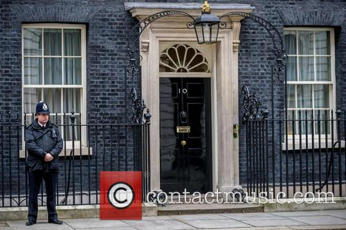 Number 10 Downing Street, Police Officer and View 4
