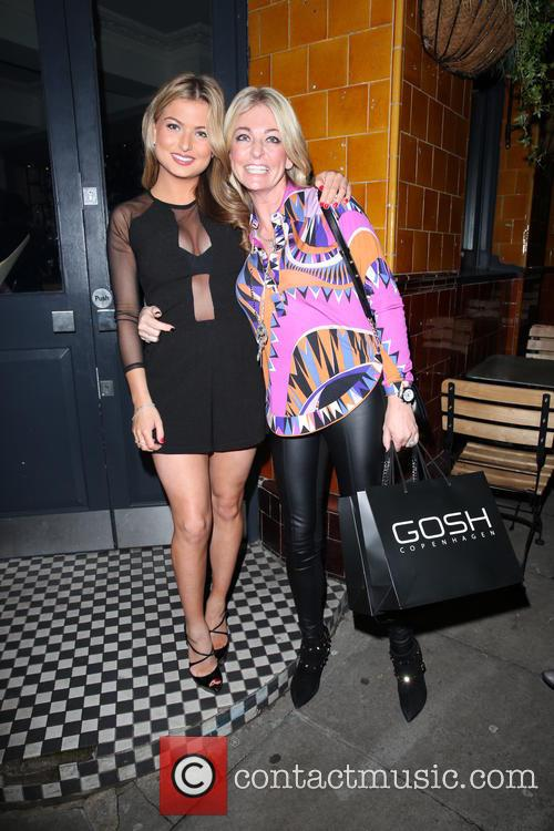 Zara Holland and Her Mum 6
