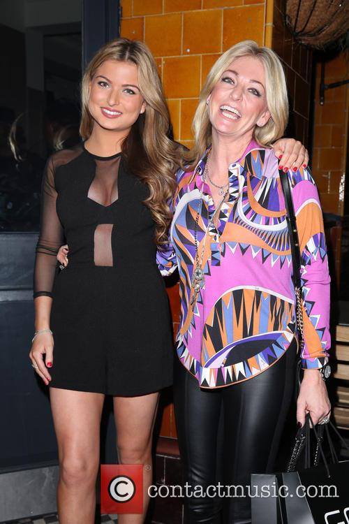 Zara Holland and Her Mum 7
