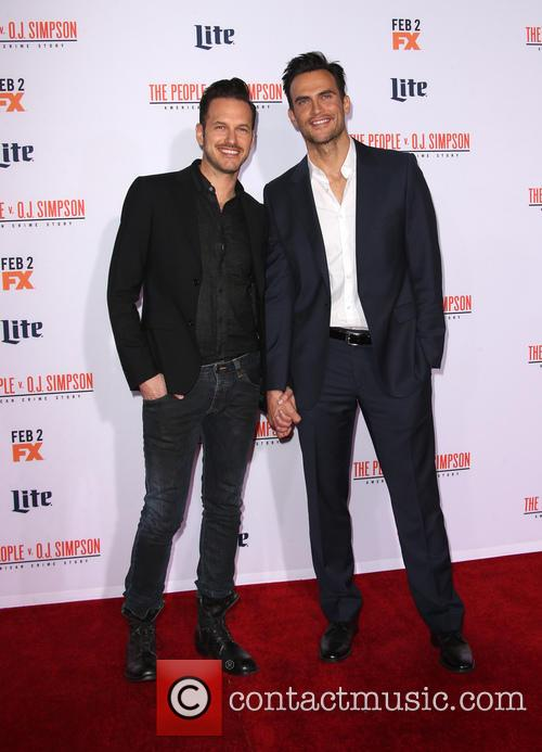Cheyenne Jackson and Jason Landau 3