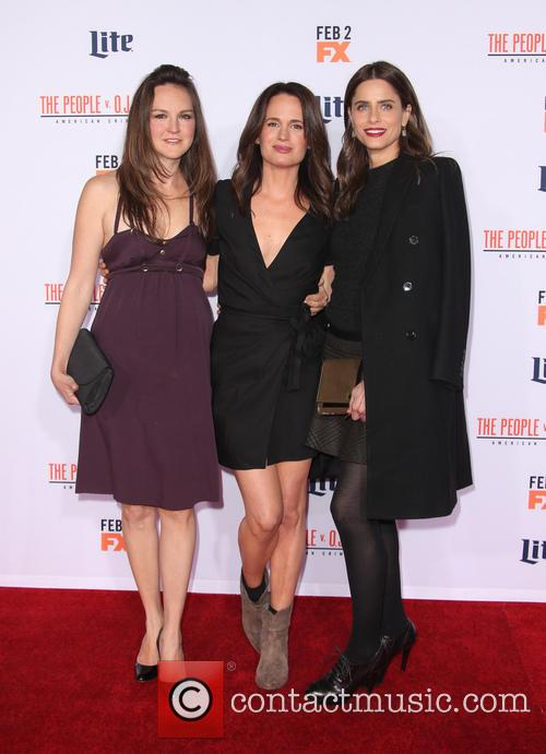 Carla Gallo, Elizabeth Reaser and Amanda Peet 3