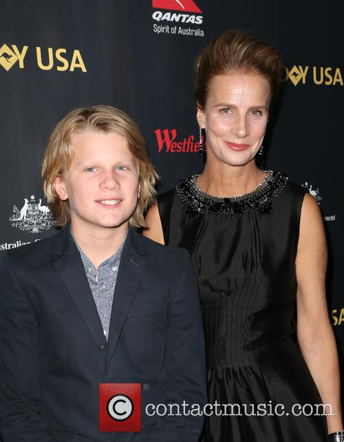 Rachel Griffiths and Banjo Patrick Taylor 8