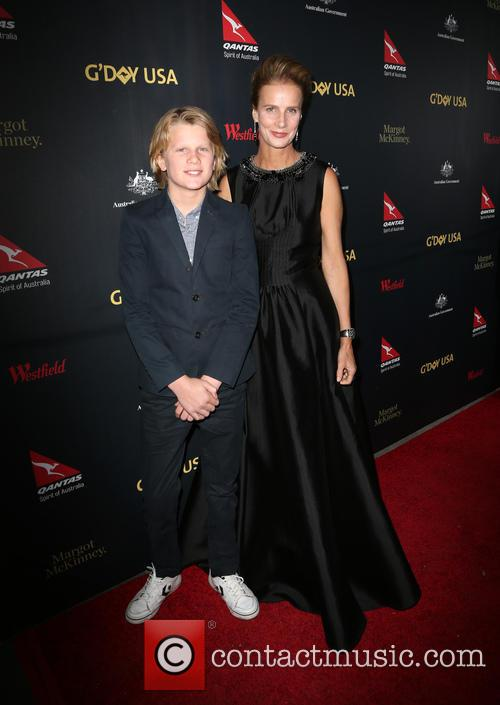 Rachel Griffiths and Banjo Patrick Taylor 9