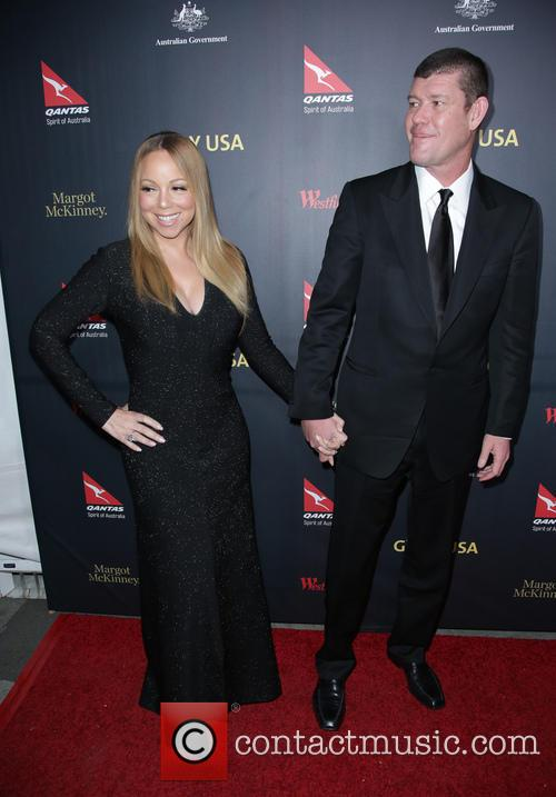 Mariah Carey and James Packer 3