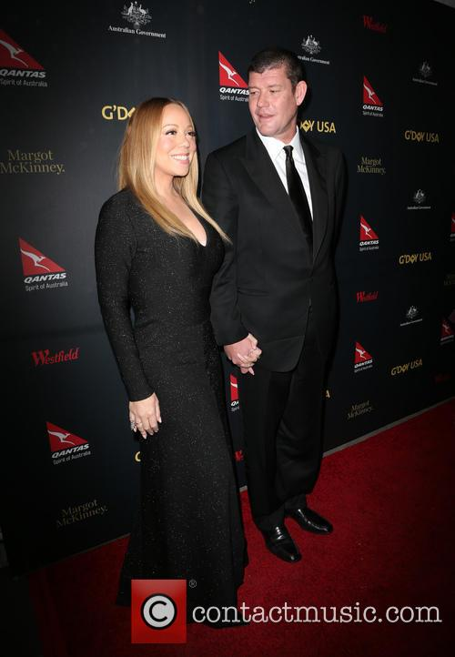 Mariah Carey and James Packer 6