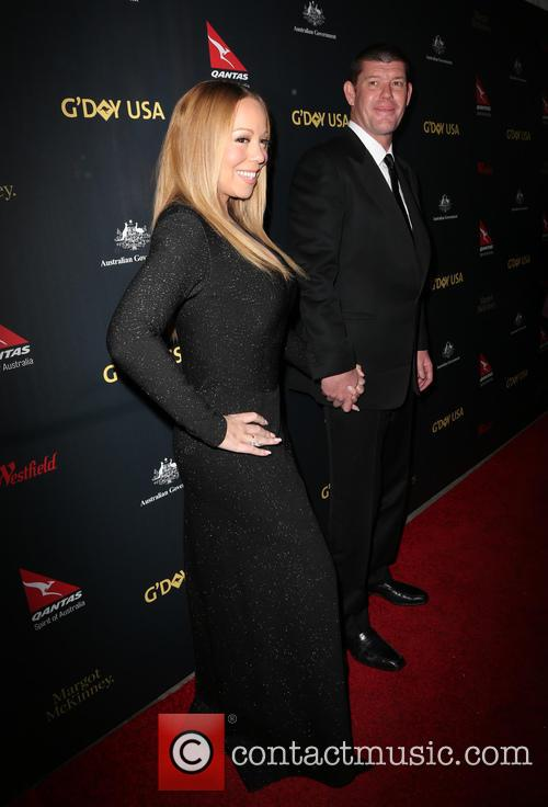 Mariah Carey and James Packer 7