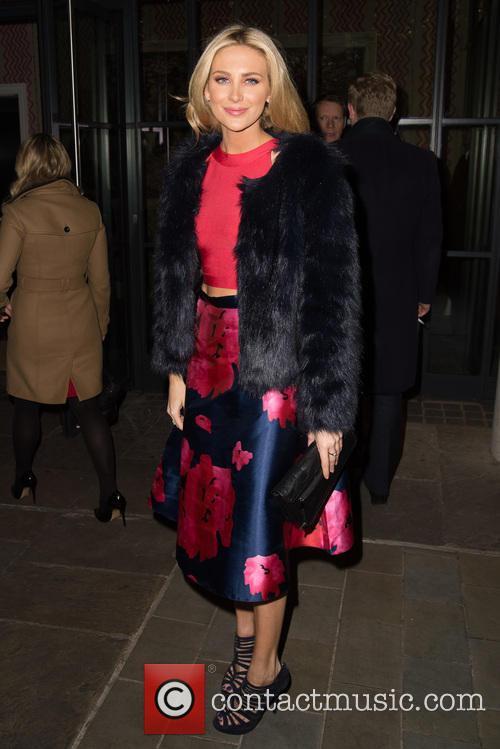Stephanie Pratt arrives for 'Concussion' movie screening in...