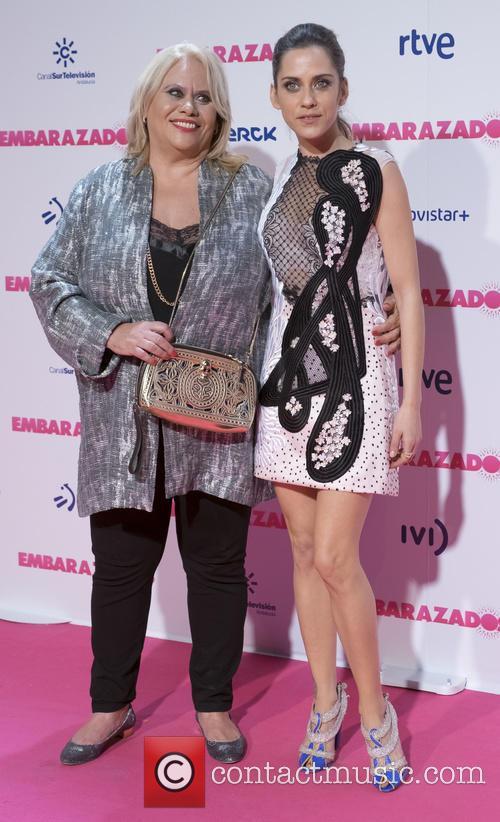 Carmina Barrios and Maria Leon 1
