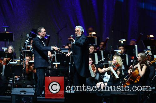 Eugene Kohn and Placido Domingo 1