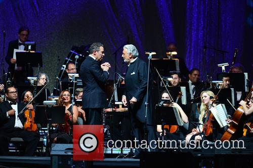 Eugene Kohn and Placido Domingo 2