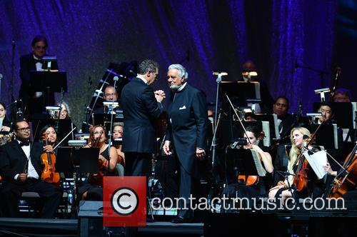 Eugene Kohn and Placido Domingo 3