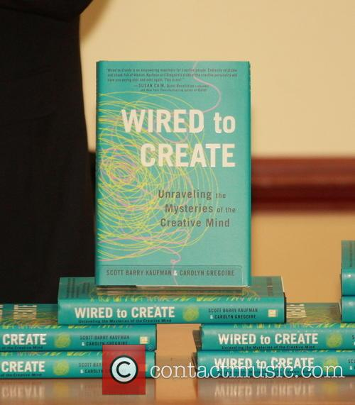 Author Scott Barry Kaufman discusses his book' 'Wired...