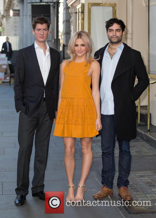 Pixie Lott, Matt Barber and Charlie De Melo 11