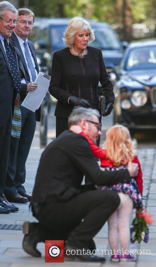 Prince Charles and Camilla Duchess Of Cornwall 6