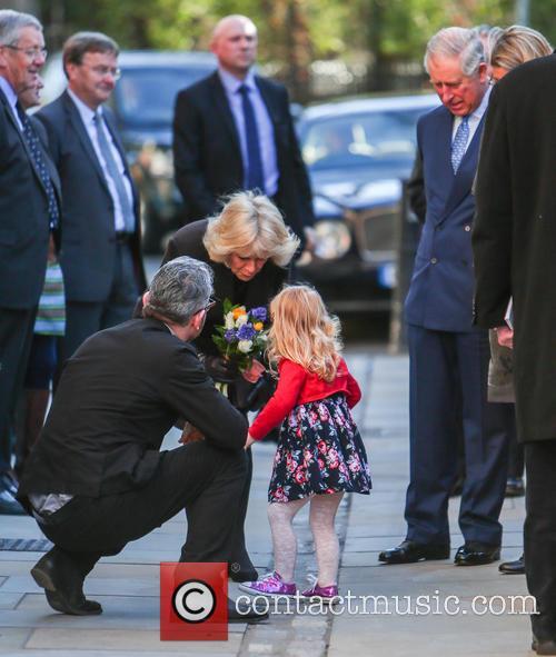 Prince Charles and Camilla Duchess Of Cornwall 10