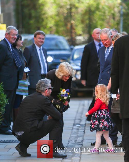 Prince Charles and Camilla Duchess Of Cornwall 11