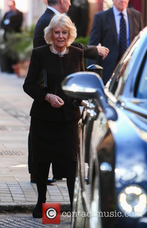 Camilla Duchess Of Cornwall 2