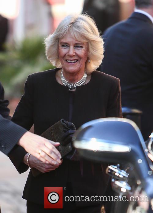 Camilla Duchess Of Cornwall 3