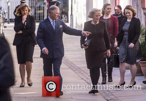 Prince Of Wales and Duchess Of Cornwall 1