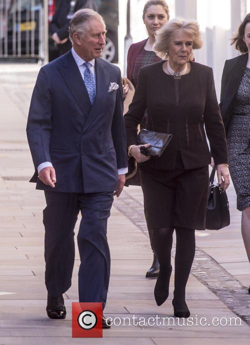 Prince Of Wales and Duchess Of Cornwall 2
