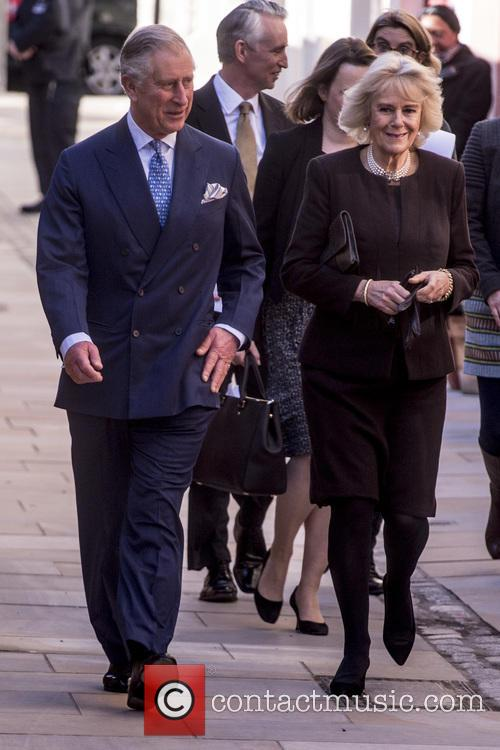 Prince Of Wales and Duchess Of Cornwall 4