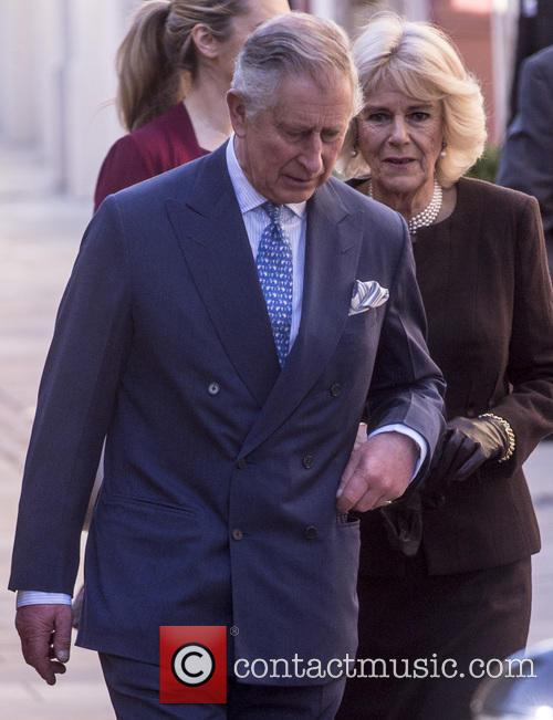 Prince Of Wales and Duchess Of Cornwall 6