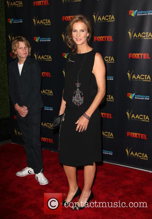 Banjo Taylor and Rachel Griffiths 1