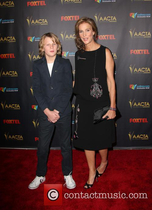 Banjo Taylor and Rachel Griffiths 4