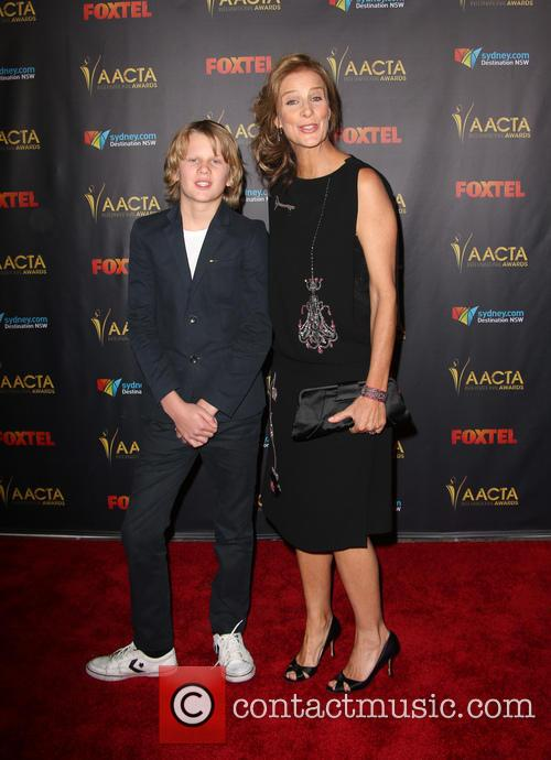 Banjo Taylor and Rachel Griffiths 5