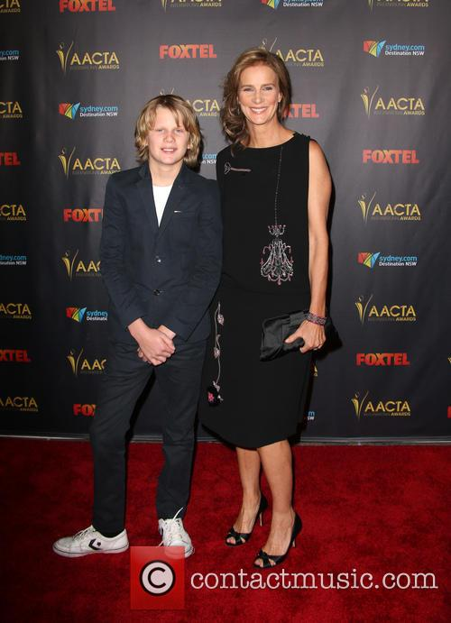 Banjo Taylor and Rachel Griffiths 6