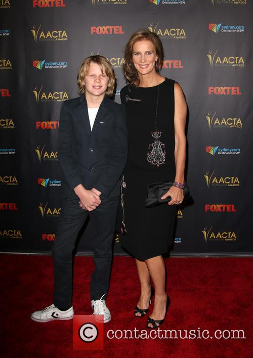 Banjo Taylor and Rachel Griffiths 7