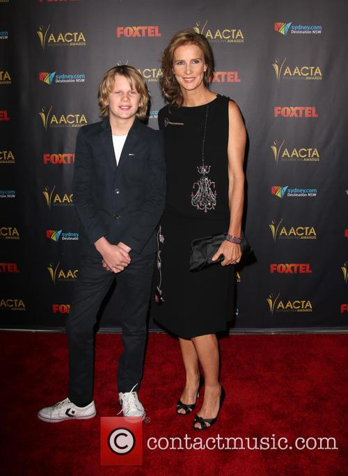 Banjo Taylor and Rachel Griffiths 8