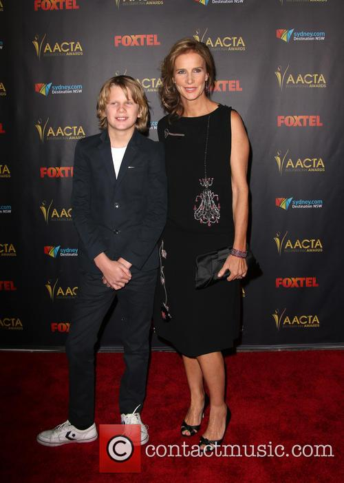 Banjo Taylor and Rachel Griffiths 9