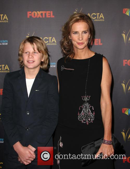 Banjo Taylor and Rachel Griffiths 10
