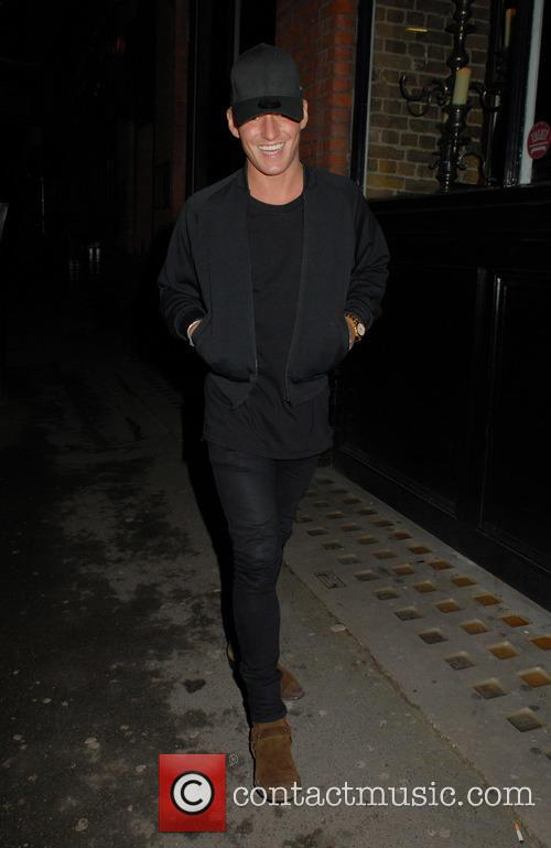 Alex Mytton's new single launch party at McQueen