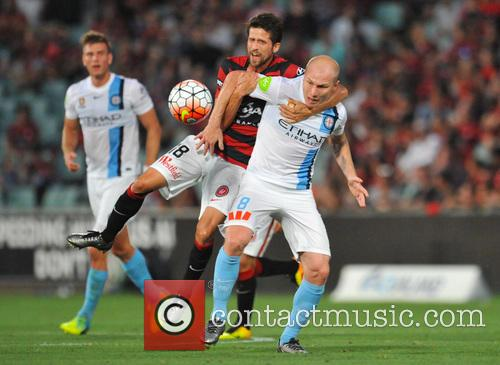 Aaron Mooy and Andreu 2